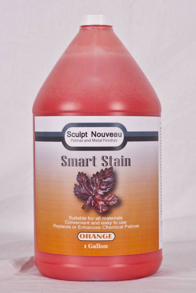 Sculpt Nouveau Smart Stain Orange Gallon Special Order