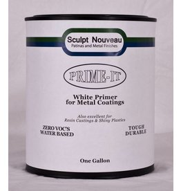 Sculpt Nouveau Prime-It White Gallon Special Order