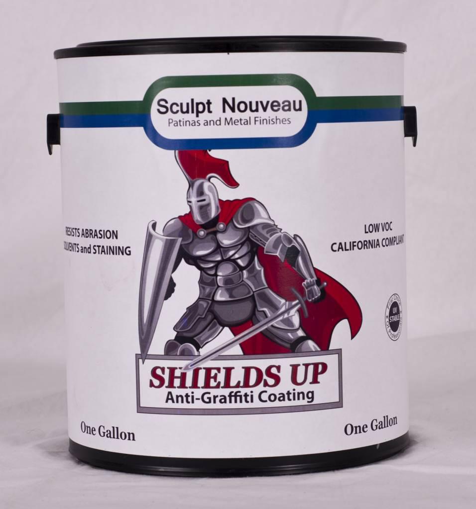 Sculpt Nouveau Shields Up Anti-Graffiti Coating Gallon
