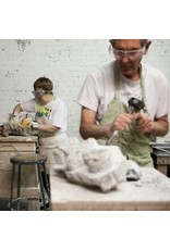 180606 Stone Carving Wednesday Afternoon Class/June