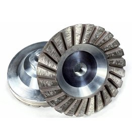 4in Sintered Turbo Diamond Grinding Wheel Medium