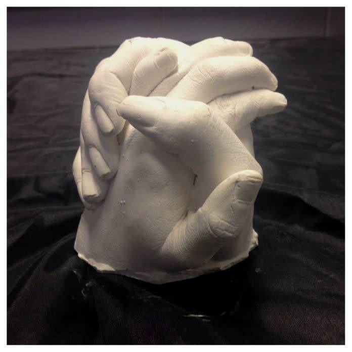180725 Hand Casting & Mold Making- July 25, 2018