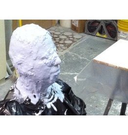 TCS Classes Face Casting & Mold Making Demo- June 27, 2018
