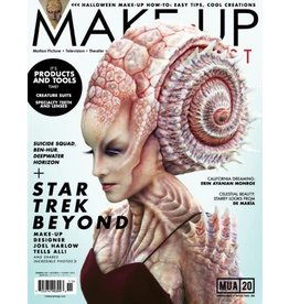 Make-Up Artist Magazine Make-Up Artist Magazine 122 Oct/Nov 2016