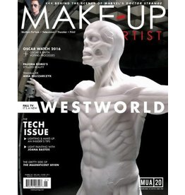 Make-Up Artist Magazine Make-Up Artist Magazine 123 Dec/Jan 2016/17