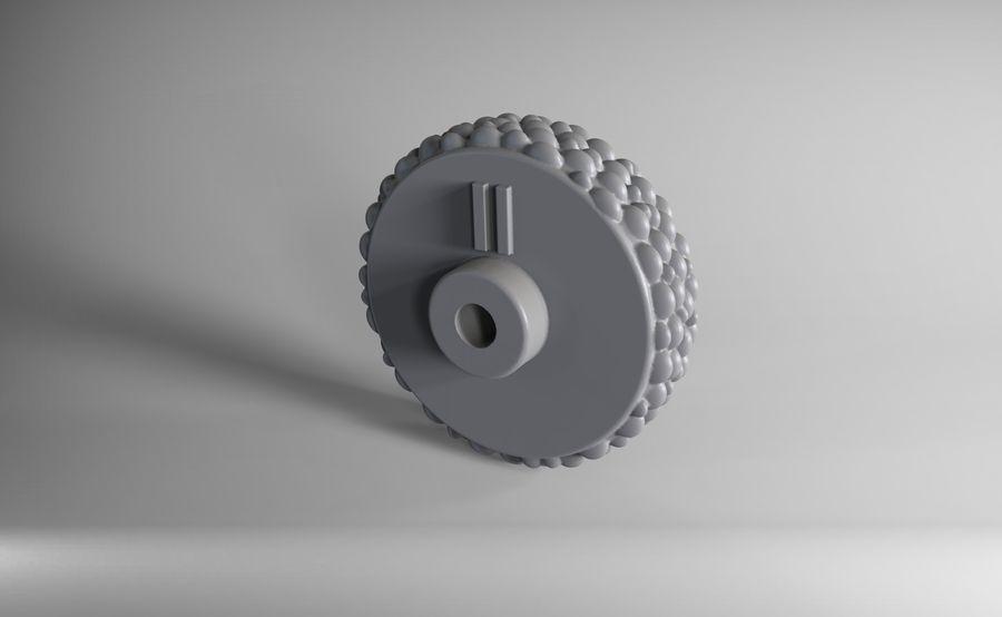 Texture Rollers- Medium Elongated Pores II