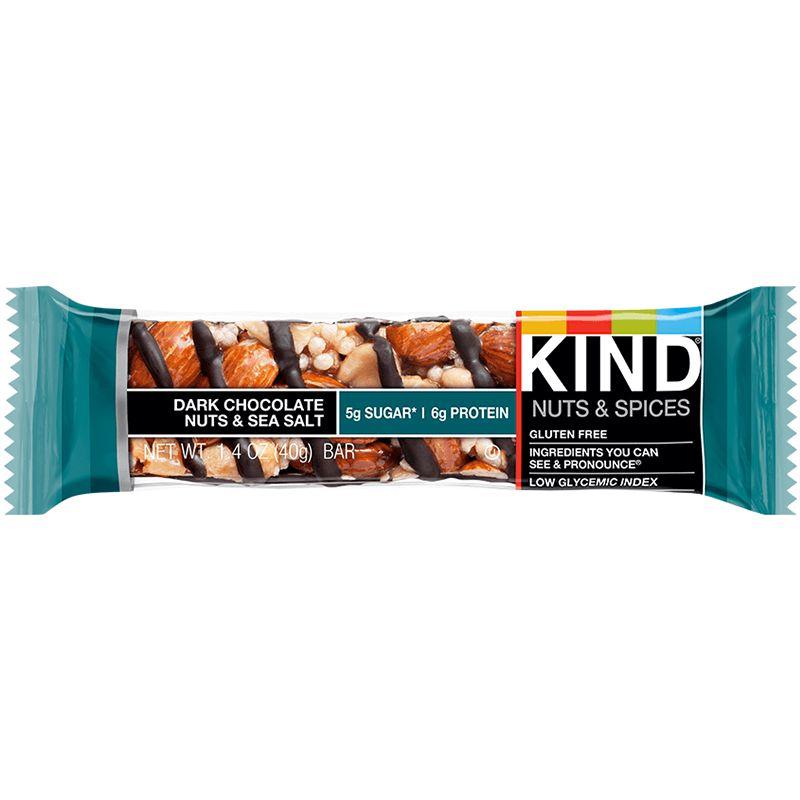 KIND® Bar Dark Chocolate Nuts & Sea Salt