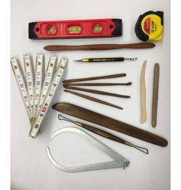 Clayton Bright Tool Set