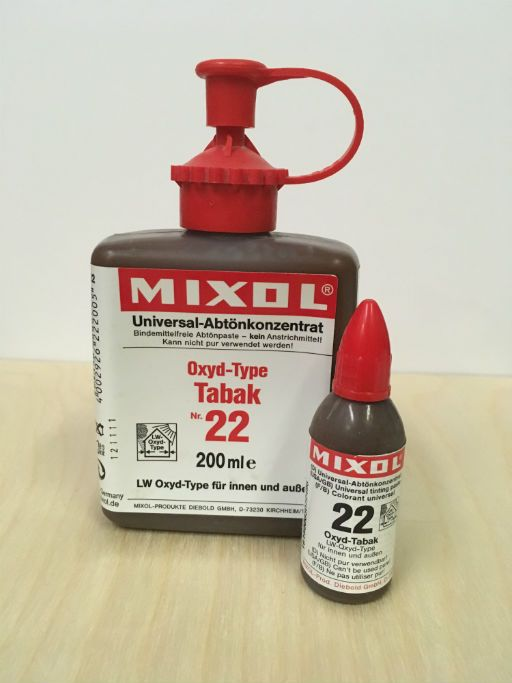 Mixol #22 Oxide Tobacco (all sizes)