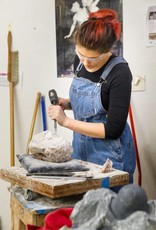 181003 Stone Carving Wednesday Afternoon Class/October