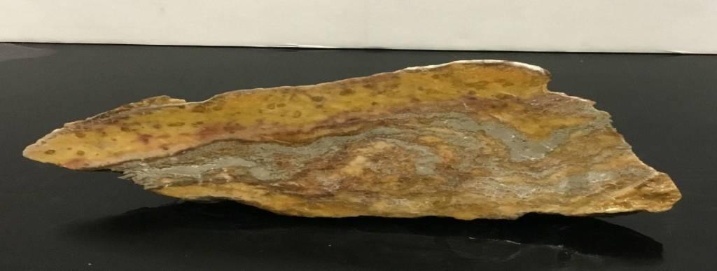 3lb New Gold Alabaster 9x4x3 #291062