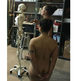 180708 The Long Pose Class: Modeling from Life & Practical Anatomy