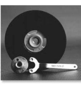 ZEC 7'' Zec Disk Kit