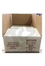 Sculpture House ROMA #2 White Plastilina 40lb case (20 2lb bricks)