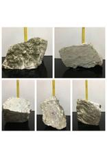 44lb Silver Cloud Alabaster 13x9x7 #662355