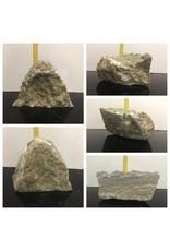 30lb Silver Cloud Alabaster 14x9x6 #662356