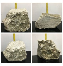 86lb Silver Cloud Alabaster 16x13x7 #662357