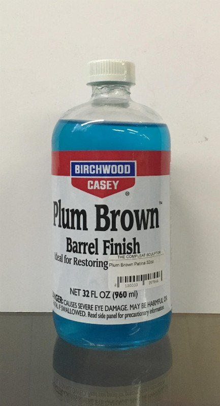 Birchwood Casey Plum Brown Patina 32oz