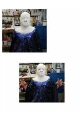 180818 JTM Life casting – Molding the head Workshop August 18th 11am-3pm
