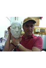 TCS Classes 180829 Face Casting & Mold Making Demo- August 29, 2018