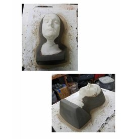 "180922 JTM ""Creating the Buck for Prosthetic sculpting."" Part 1 Sept 22nd 10am-2pm"