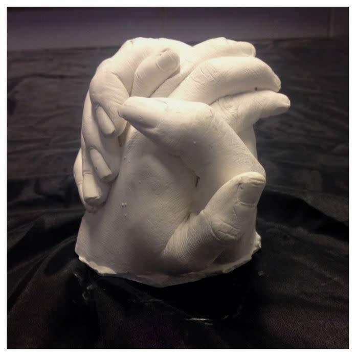 180926 Hand Casting & Mold Making- Sept 26, 2018