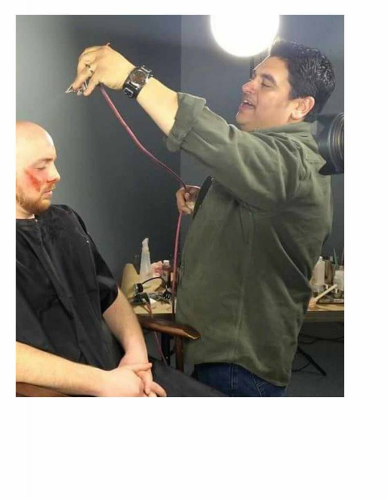 181117 JTM Silicone Prosthetic Application  November 17th 11am-5pm