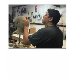 """180922 JTM """"Creating the Positive and Sculpting the Prosthetic."""" Part 2 Sept 22nd 3-6pm"""