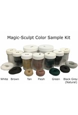 Magic-Sculpt Magic Sculpt Color Sampler Kit