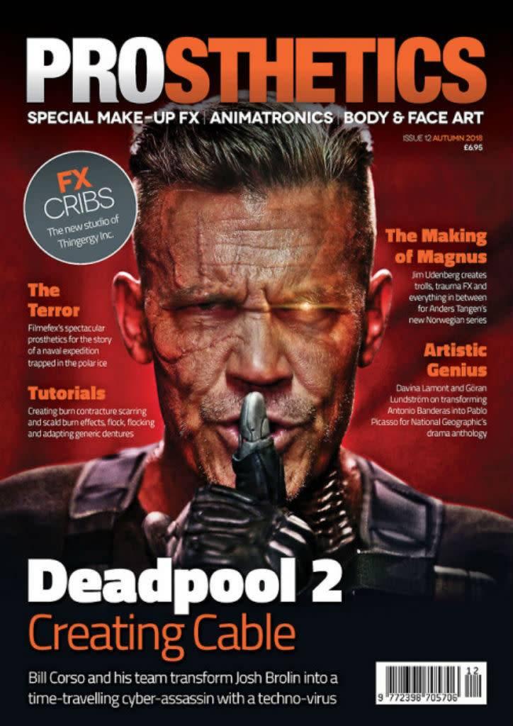 Prosthetics Magazine #12
