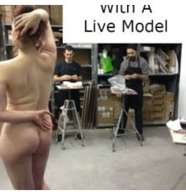 180930 Studio Time With A Live Model September 30th