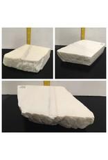 24lb Statuario Puro Bianco Marble 10x8x3 #361014