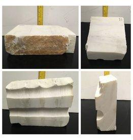 21lb Statuario Puro Bianco Marble 10x8x3 #361012