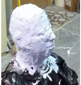 TCS Classes 181128 Face Casting & Mold Making Demo- November 28, 2018