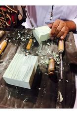181106 Corafoam Carving Demonstration 6-8 pm