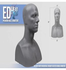Monster Makers Plastic Ed Head Armature 2.0