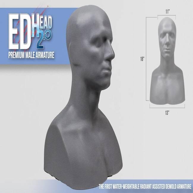 Monster Makers Plastic Ed Head Armature 2.0