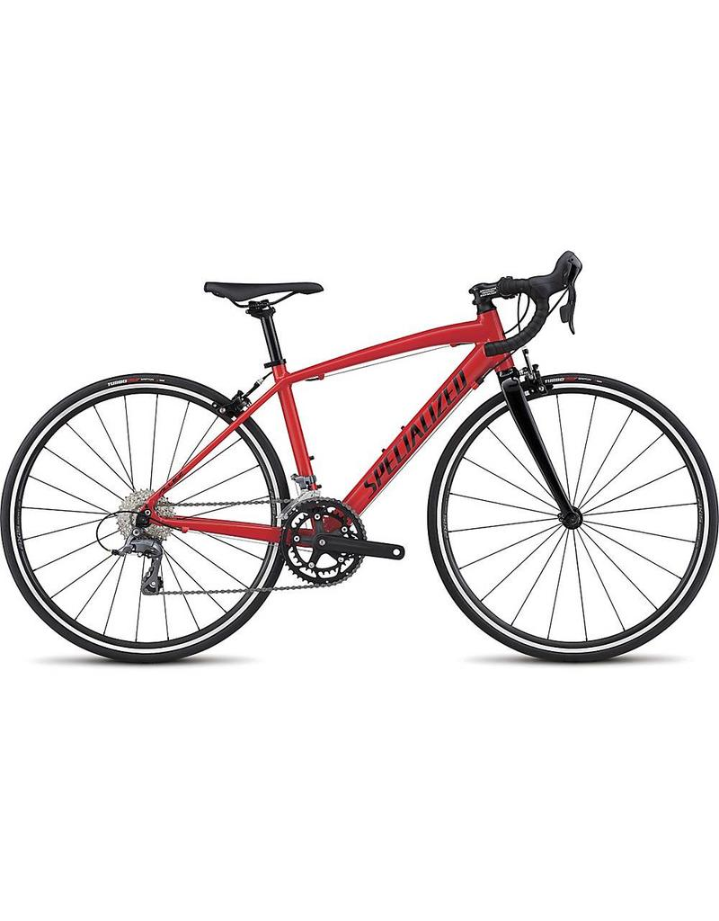 Specialized ALLEZ JR 650C - Tarmac Black/Flo Red 44