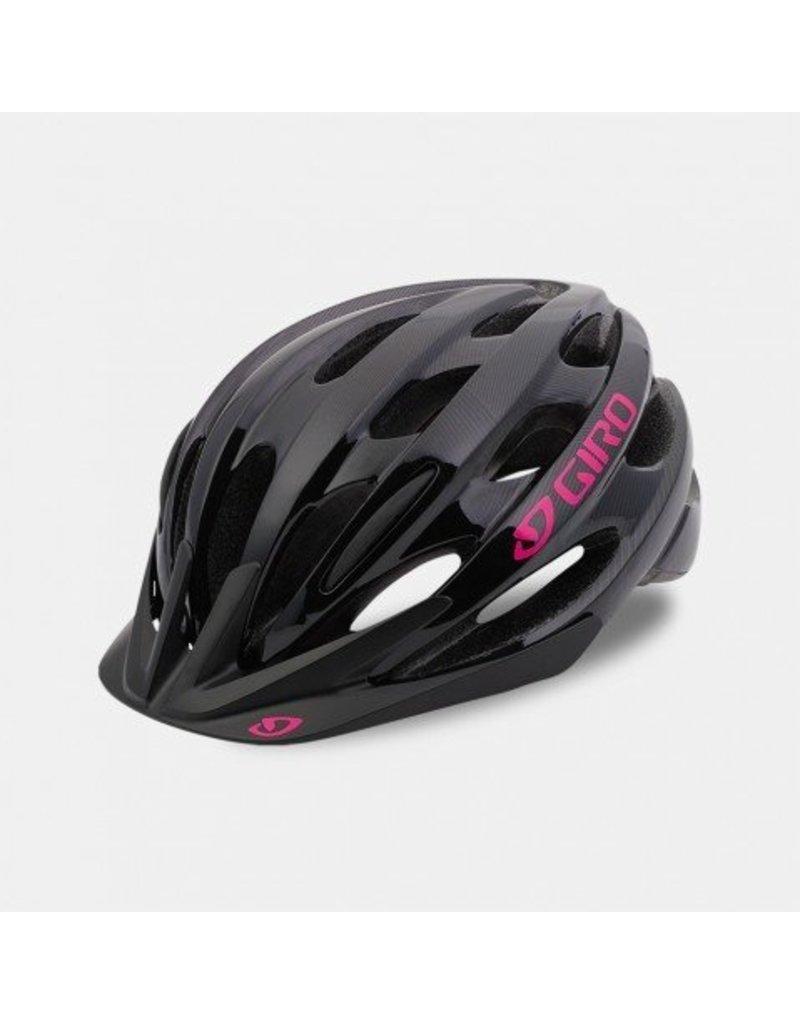 Giro, Casque Verona Noir Fleurs (50-57cm)