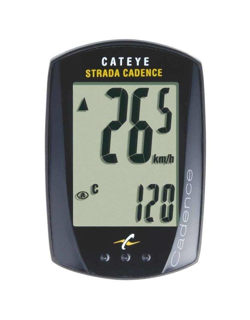 Cateye, Cyclometre strada cadence 9 fcts