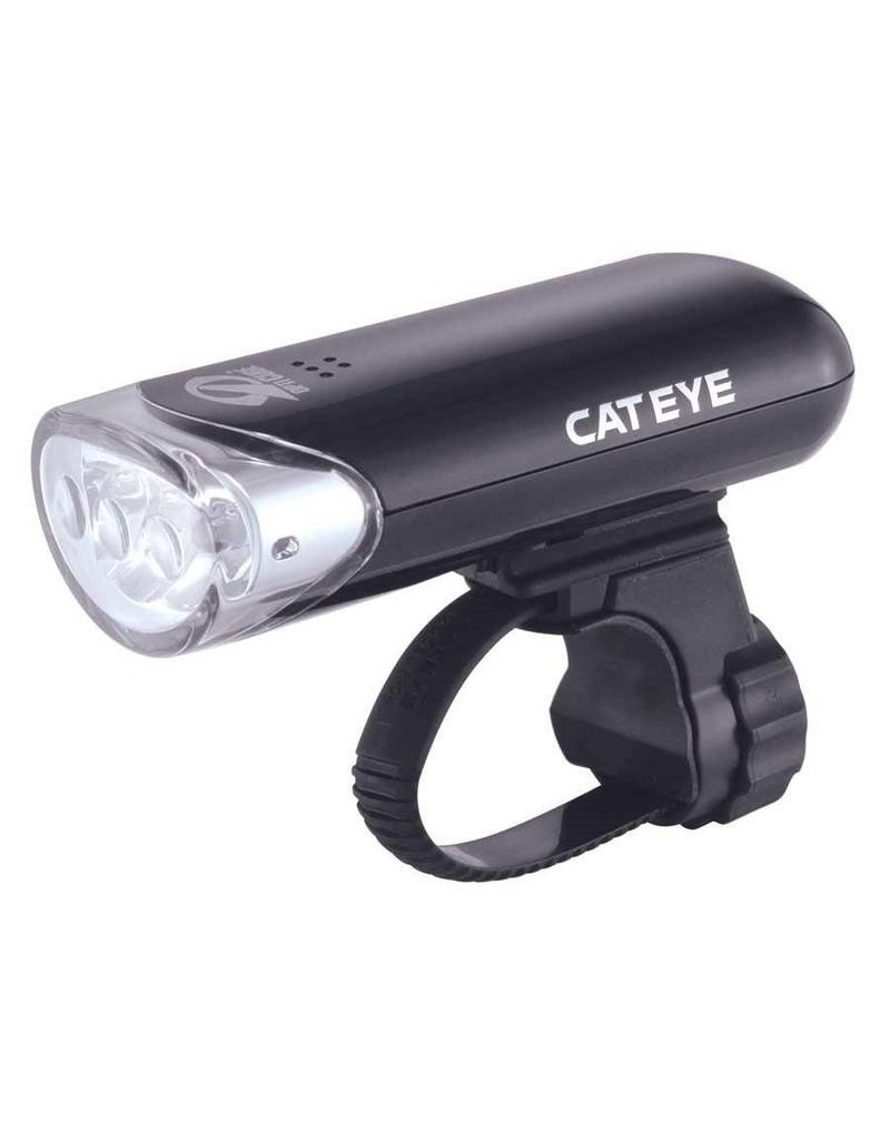 Cateye, Lumiere avant HL-EL135 Noir 3 DEL