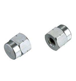 Tacx T1415, Axle nut M10 x 1 (set of 2)