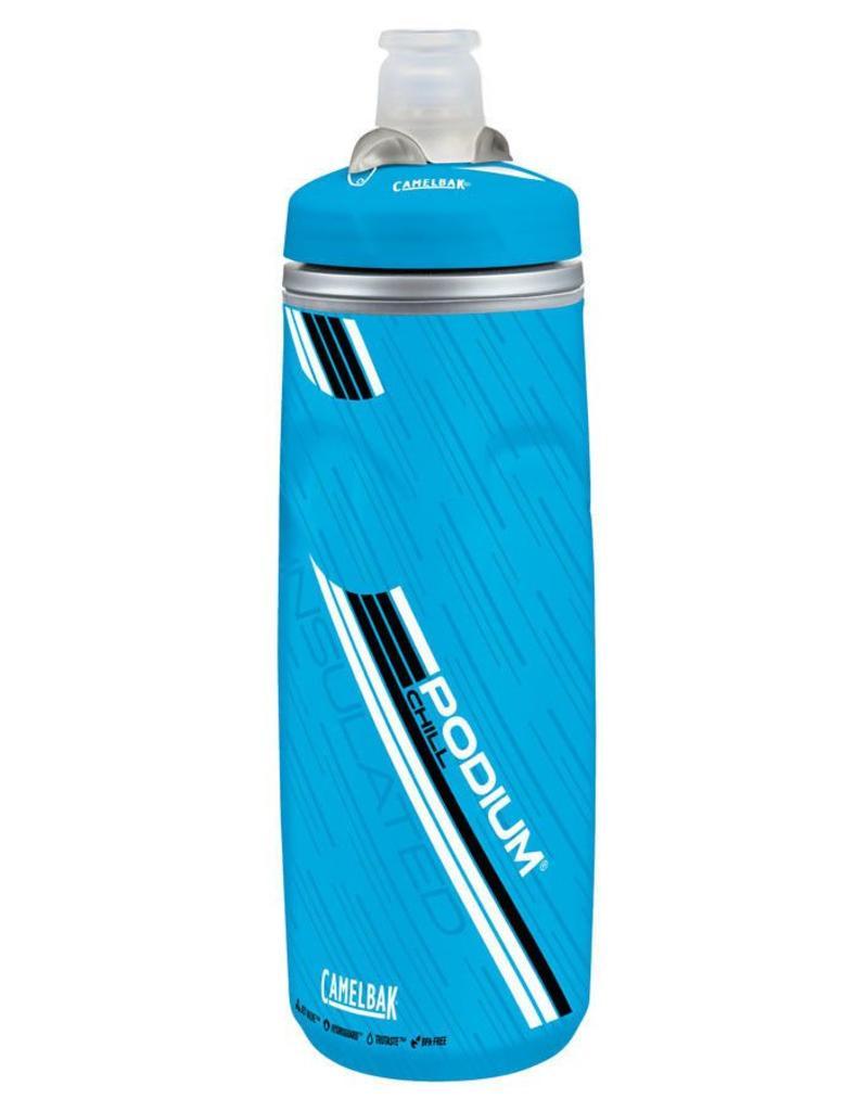 Camelbak, Bidon Podium Chill Bleu/Bleu 21 oz