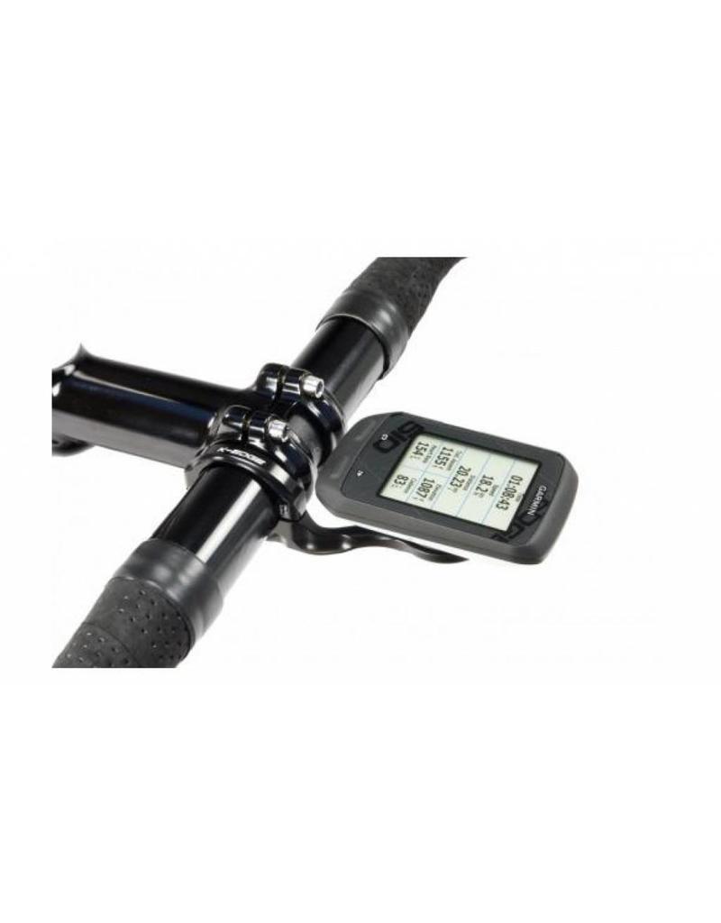 K-Edge, Aero mount pour garmin Noir 31.8