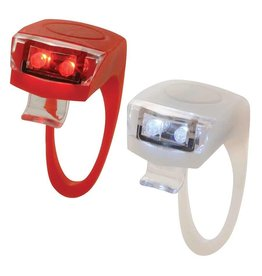 Torch, Ensemble de Lumieres Bright Flex Blanc/rouge