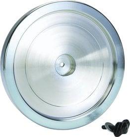 Kinetic, Plaque pro plate Inox 12 lb 5.4 kg