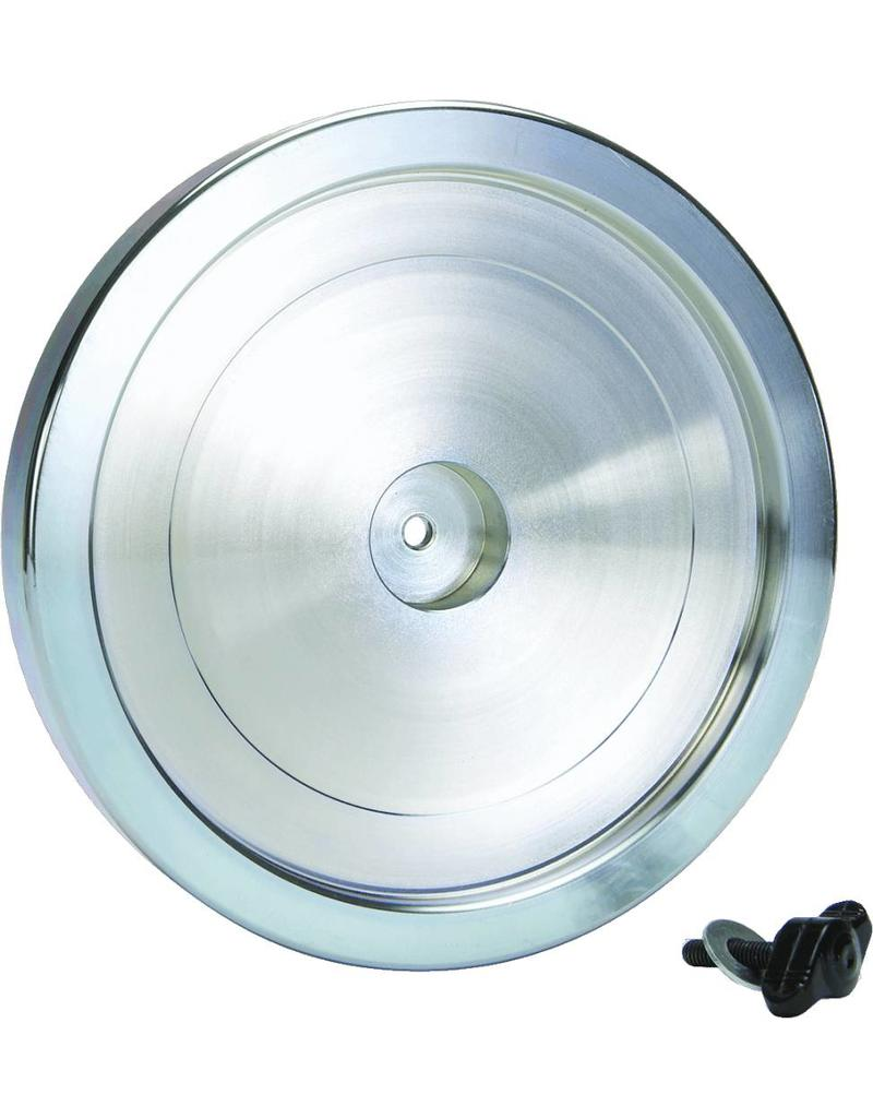 Kinetic, Plaque pro plate Inox 12 lb 5.4 kg