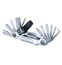 Topeak, Multi-outils Mini 20 Pro argent