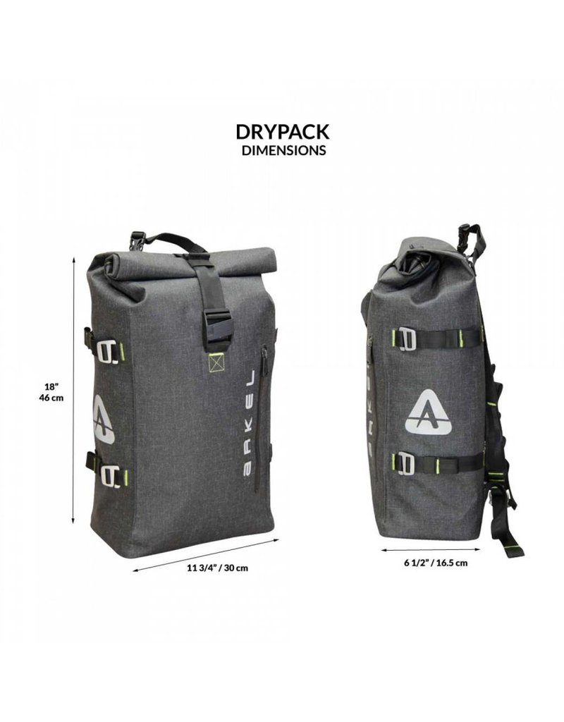Arkel, Sac è dos Drypack Cafe 21 L