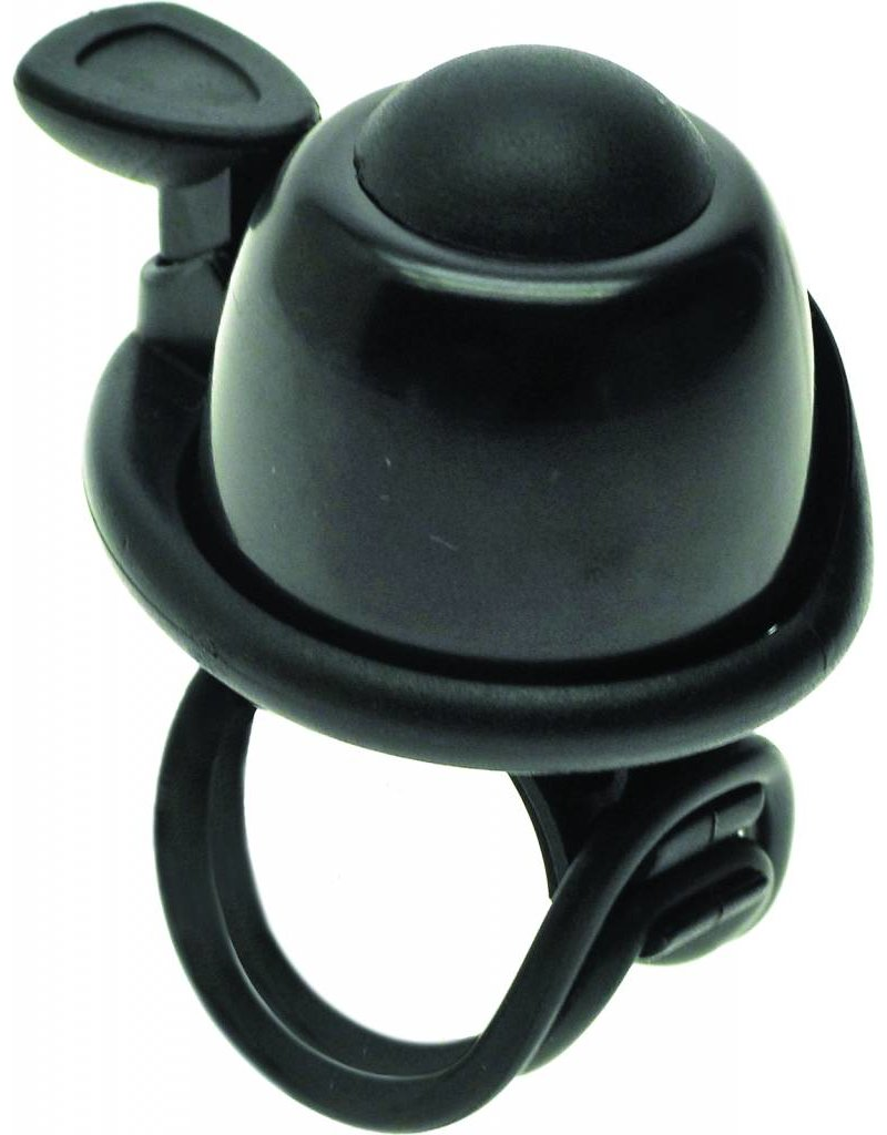 49N, Clochette Humdinger DLX QR Noir 22.2-31.8